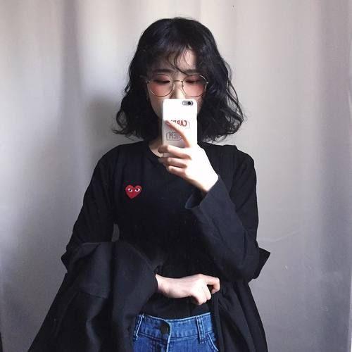 ผมสีดำ