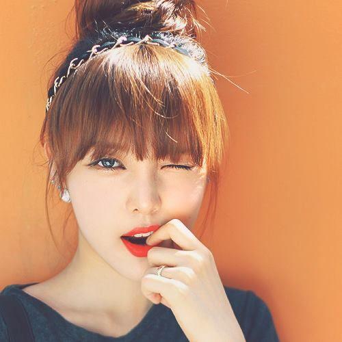 ทาปากส้ม