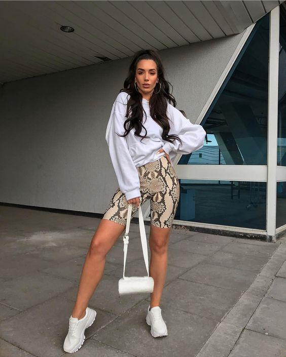 กางเกงปั่นจักรยานผู้หญิง